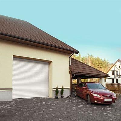 Ролетні гаражні ворота